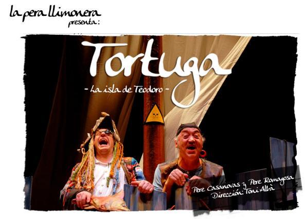 TORTUGA, la isla de Teodoro
